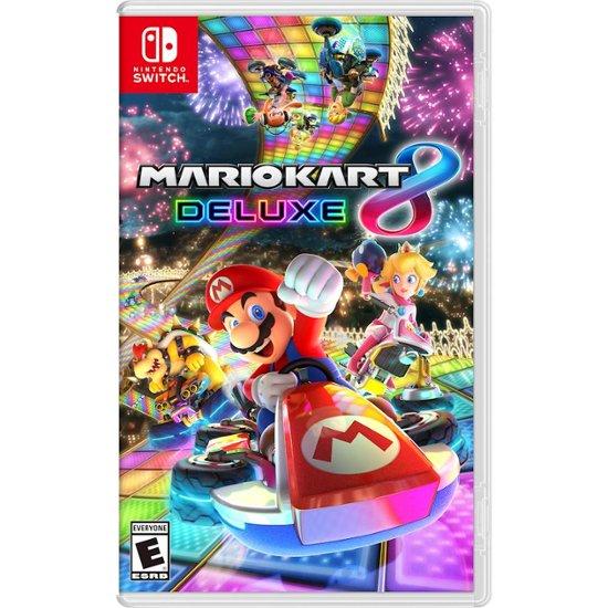 Mario Kart 8 Deluxe Nintendo Switch Digital Code